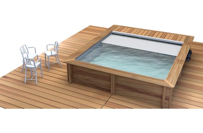 piscine bois proswell