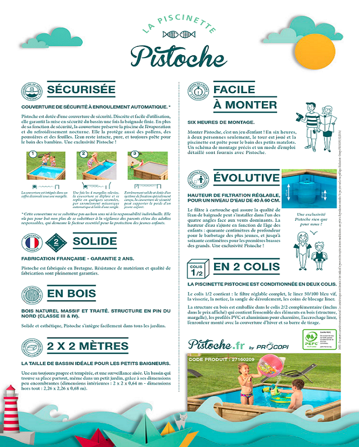 Photo catalogue P2 Pistoche
